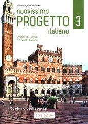 Nuovissimo Progetto italiano 3 Quaderno degli esercizi C1