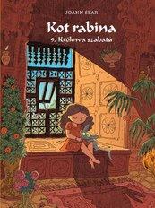 Kot rabina 9 Królowa szabatu