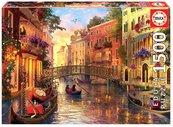 Puzzle 1500 Zachód słońca w Wenecji G3