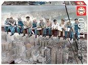 Puzzle 1500 Śniadanie w Nowym Jorku G3