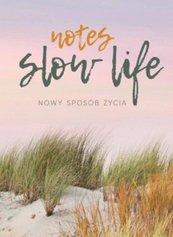 Notes Slow life. Nowy sposób życia