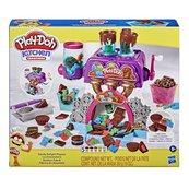 Play-Doh - Ciastolina Wielka Fabryka czekolady