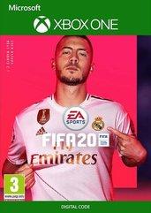 FIFA 20 (Xbox One) kod do pobrania gry