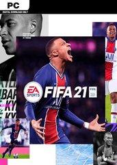 FIFA 21 (ENG/PL/CZ/TR) klucz Origin