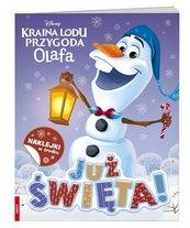 Kraina Lodu. Przygoda Olafa. Już święta!