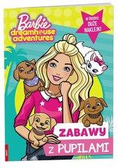 Barbie DHA. Zabawy z pupilami