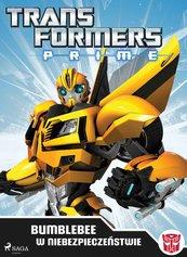 Transformers PRIME. Bumblebee w niebezpieczeństwie
