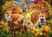 Puzzle 1500 Duch jesieni