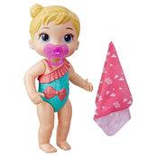 Lalka Baby Alive - Splash 'n Snuggle Blondynka