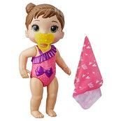Lalka Baby Alive - Splash 'n Snuggle Szatynka