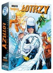 DC Wieczne zło i Pojedynek Superbohaterów: Łotrzy (gra karciana)