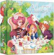 Alicja w krainie słów(gra planszowa)