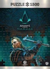 Puzzle Assassin's Creed Valhalla - Eivor Female 1500 elementów
