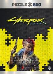 Puzzle Cyberpunk Female V 500 elementów