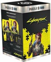 Good Loot Puzzle Cyberpunk 2077: Keyart Female V 500 elementów