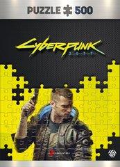 Puzzle Cyberpunk Male V 500 elementów