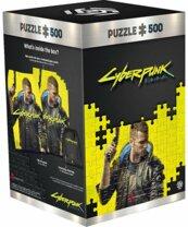 Good Loot Puzzle Cyberpunk 2077: Keyart male V 500 elementów