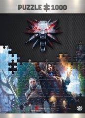 Puzzle Wiedźmin Yennefer 1000 elementów