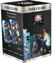 Good Loot Puzzle The Witcher (Wiedźmin): Yennefer 1000 elementów