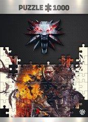 Puzzle Wiedźmin Monsters 1000 elementów