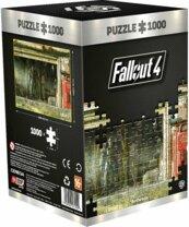 Good Loot Puzzle Fallout 4 Garage 1000 elementów