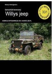 Samochód terenowy Willys jeep