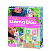 Stwórz własną lalkę lamę