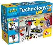 Mały Geniusz - Hi-Tech Buldożer i dźwig