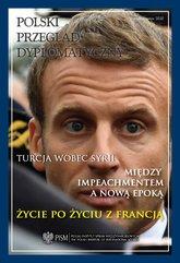 Polski Przegląd Dyplomatyczny, nr 1 / 2020