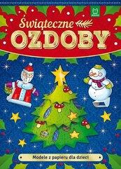 Modele z papieru dla dzieci Świąteczne ozdoby