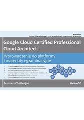 Google Cloud Certified Professional Cloud Architect.