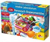 I'M Genius science Wielkie Laboratorium 100 pierwszych eksperymentów