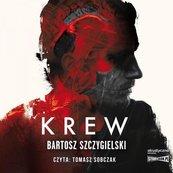 Krew. Audiobook
