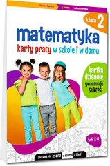 Matematyka Klasa 2 Karty pracy w szkole i w domu