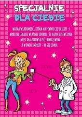 Karnet Comic B6 + koperta wzór nr 24