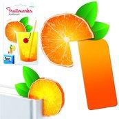 Fruitmarks Pomarańcza - zakładka do książki