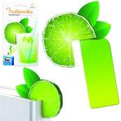 Fruitmarks Limonka - zakładka do książki