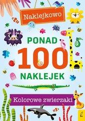 Ponad 100 naklejek Kolorowe zwierzaki Naklejkowo