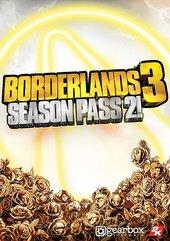 Borderlands 3: Season Pass 2 (PC) Klucz Steam
