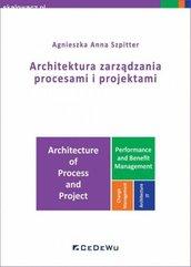 Architektura zarządzania procesami i projektami