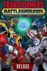 Transformers: Battlegrounds Deluxe Version