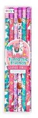 Ołówki Fantastyczni Przyjaciele 6szt