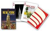 Karty pojedyńcze Nowy Jork PIATNIK