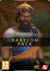 Sid Meier's Civilization VI Babylon Pack (PC) Steam