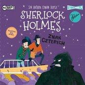 Sherlock Holmes T.2 Znak czterech Audiobook