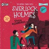 Sherlock Holmes T.1 Studium w szkarłacie Audiobook