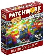Patchwork Edycja Zimowa LACERTA