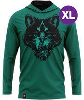 Assassin's Creed Valhalla Fenrir Hooded T-Shirt XL
