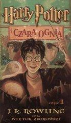 Harry Potter 4 Czara Ognia audio CD