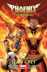 Phoenix Zmartwychwstanie Powrót Jean Grey